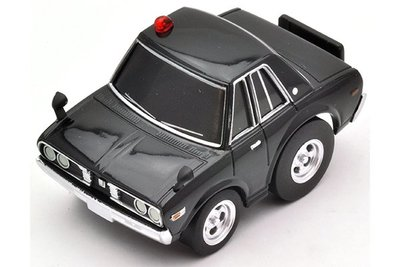 【秉田屋】現貨 TomyTec Z06 Choro-Q Zero 西部警察 Nissan Cedric GL 覆面警車