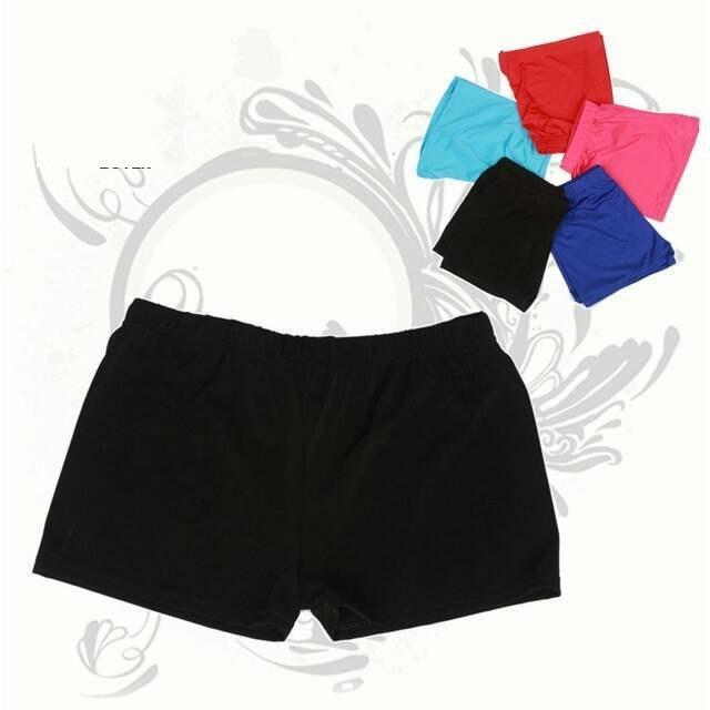 ((麻辣館))新款上市3071款多色內搭短褲、安全褲.防走光安全褲--缺桃紅