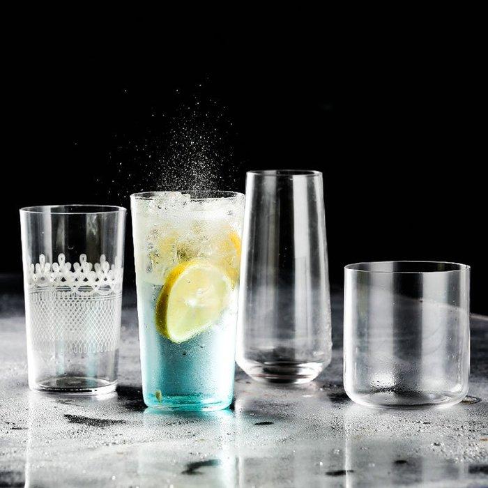 999玻璃杯 威士忌杯 酒杯 啤酒杯 酒吧 輕薄系列 日式雞尾酒杯烤花高腳杯 馬天尼杯 新加坡司令杯 長飲杯