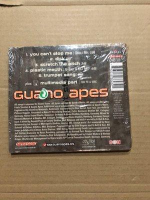 *還有唱片二館*GUANO APES / YOU CAN'T STOP 全新 A1900 (下標幫結)