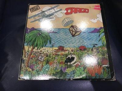 開心唱片 (MEN AT WORK / CARGO) 二手 黑膠唱片 CC136