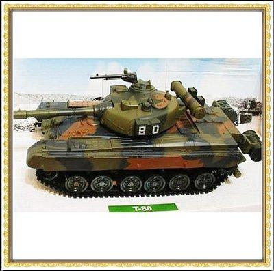 【撿便宜-低價出清】二戰 美軍 坦克車  Battery Powered T 80 Tank