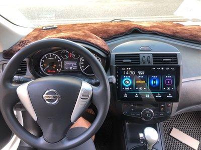 未來汽車音響 Nissan Tiida JHY A23 四核心安卓機 2g/32g