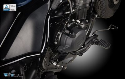 【R.S MOTO】HONDA REBEL500 REBEL 500 腳踏前移組 DMV
