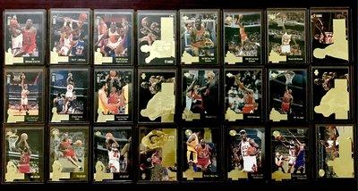 Michael Jordan Collection Full Set 一套 24張(漲漲漲📈~超美~值得收藏)