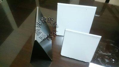 速發~A架立牌展示架~展示牌桌牌三角板~裝飾板~白鐵板304不鏽鋼不銹鋼板 指引牌信息展宣傳非壓克力