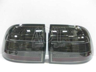 ~~ADT.車材.車材~~保時捷 Porsche CAYENNE 凱燕 LED淡黑尾燈一組