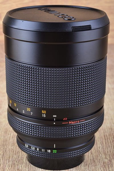 【高雄品光】Contax  T* Vario-Sonner 35-135mm F3.3-4.5 MMJ  #33522J