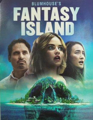 電影現貨《逃出夢幻島/夢幻島 Fantasy Island》