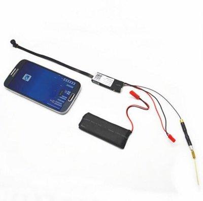 06S無線wifi網路攝像機 家用紅外夜視智慧高清遠端監控攝像頭 移動偵測循環錄像#8223