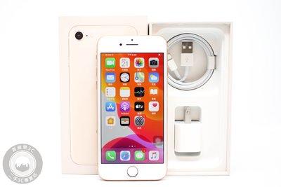 【高雄青蘋果3C】APPLE IPHONE 8 64G 64GB 4.7吋 金 IOS 13.3.1 #58921