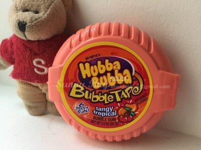 【Sunny Buy】◎現貨◎ Hubba Bubba Bubble Tape 泡泡糖膠帶口香糖 熱帶水果/葡萄