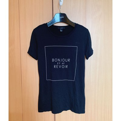 Forever21 beautiful france top tee shirt t blouse top shop zara cos外國超靚法國印字t恤 襯衫