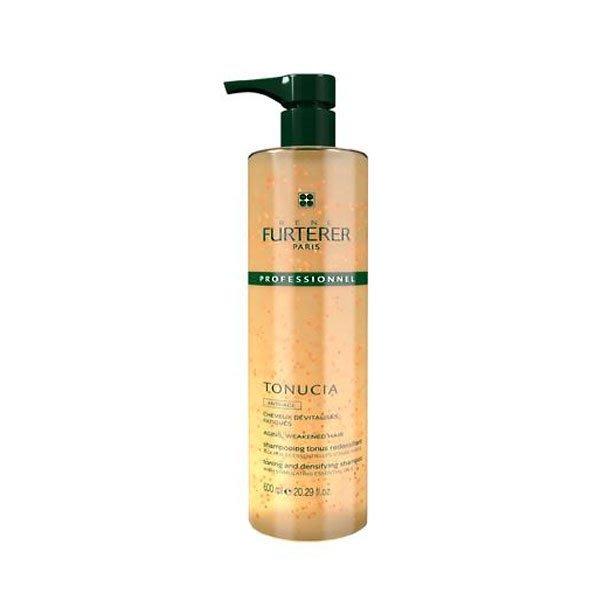 【Orz美妝】RENE FURTERER 萊法耶 長纖維 洗髮精 麥蛋白駐齡髮浴 600ML