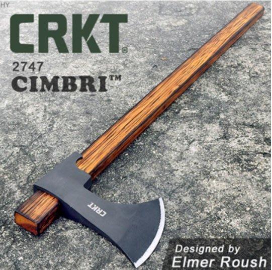 【LED Lifeway】CRKT CIMBRI  (公司貨) 斧頭 #2747