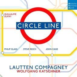Lautten Compagney 勞騰樂集 / Circle Line 環狀線CD,進口版全新108/10/22發行