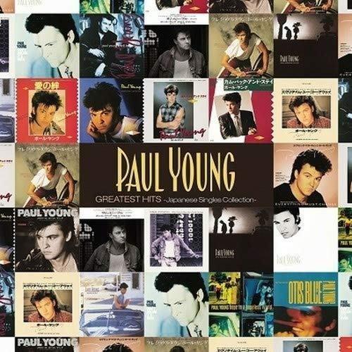 代購 Paul Young 保羅 楊 來日紀念盤 精選輯 高音質 Blu-spec CD2 CD+DVD 日版
