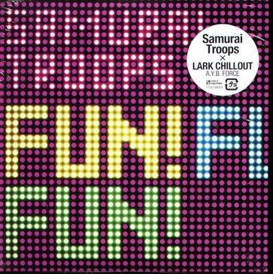 八八 - Samurai Troops - Fun Fun Fun - 日版