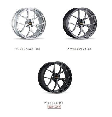 DJD19071803 日本BBS  FI-R 19-21吋 鍛造鋁圈 依當月報價為準