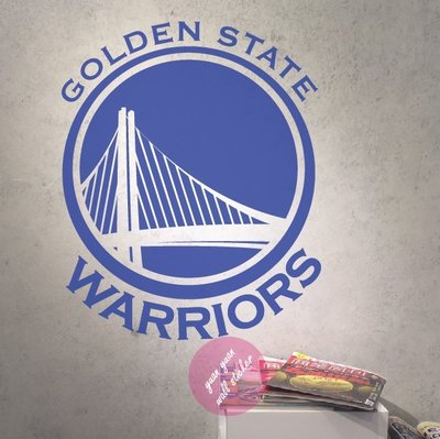 【源遠】golden-state-warriors【P-50】(S) 壁貼 金州勇士 林書豪 柯瑞 curry nba