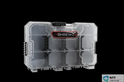 moto戶外 精明Shrewd 零件收納盒工具盒 輕量便攜內部可調節 射箭器材