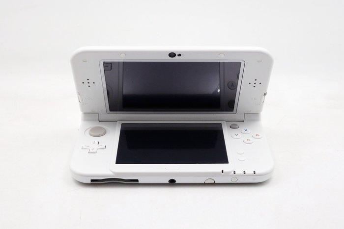 【台中青蘋果】任天堂 New Nintendo 3DS LL 白 二手 遊戲主機 日版 #27839