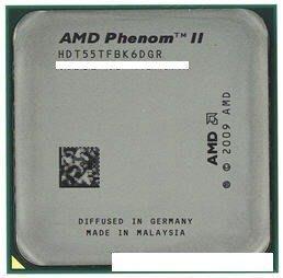 電腦雜貨店→AMD Phenom II X6 1055T  HDT55TFBK6DGR  125W六核心 良品$700