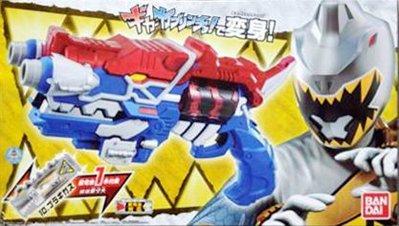 日本正版 萬代 獸電戰隊強龍者 巨型獸電變身槍 附1個獸電池 玩具 日本代購