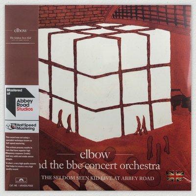 [英倫黑膠唱片Vinyl LP] 肘樂團 / 被忽略的孩子 Elbow / The Seldom Seen Kid