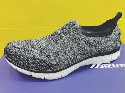 SKECHERS 女 運動系列 休閒鞋 EMPIRE ROUND UP 編織鞋 透氣 12420BKSL 黑灰 現貨
