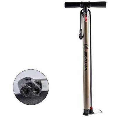 高壓打氣筒公路山地自行車汽車電動車家用氣管子充氣便攜單車配件