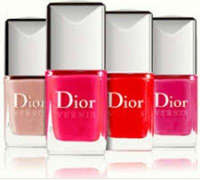 Dior 迪奧 指甲油 色號 756 MISS