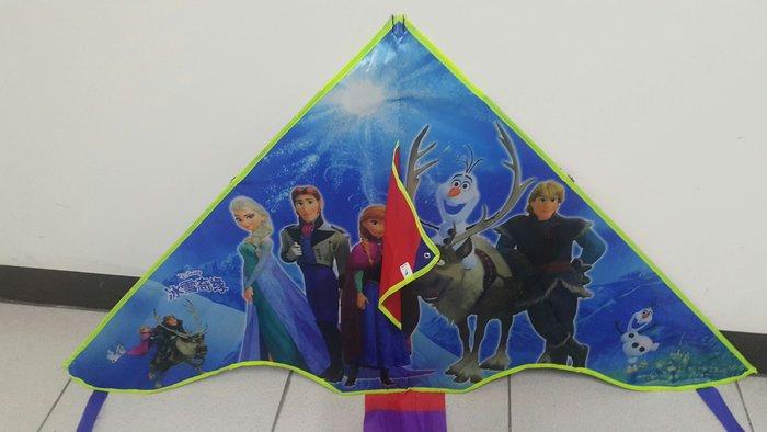 [翔飛戶外休閒] 超漂亮超可愛-冰雪奇緣造型風箏-[直購下標區]