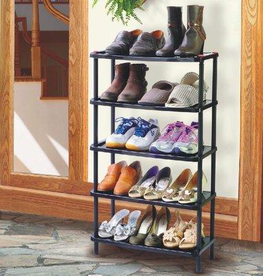小毛收納館『KEYWAY A528長安多用途五層架』含稅開發票 聯府 收納箱 鞋櫃 置物櫃 收納櫃 鞋架