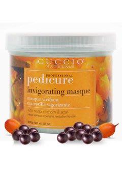 美國專業美甲品牌CUCCIO 深層緊緻敷膜~沙棘巴西莓足膜32 oz. Purifying Masque