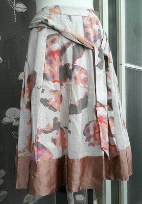 專櫃 Single Noble 獨身貴族 綁帶美裙