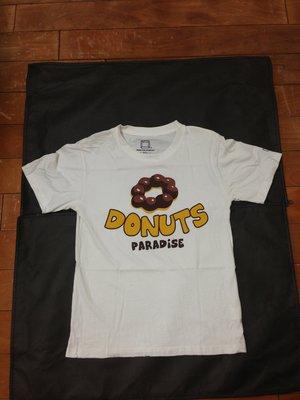201808 Delete 甜甜圈短袖T恤 S size