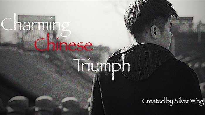[魔術魂道具Shop]純淨勝利者~~Charming Chinese Triumph