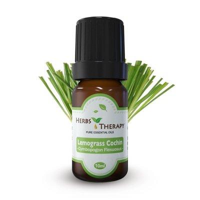 『植物療法』HERBS THERAPY 檸檬香茅精油 10mL