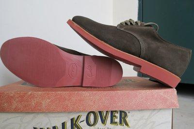 《Classic Hunter》全新1758年創立美製WALK-OVER高級手工皮鞋8.5M(Clarks、Loake)