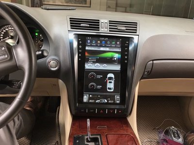 "10.4"" Android car player for Lexus GS 300"