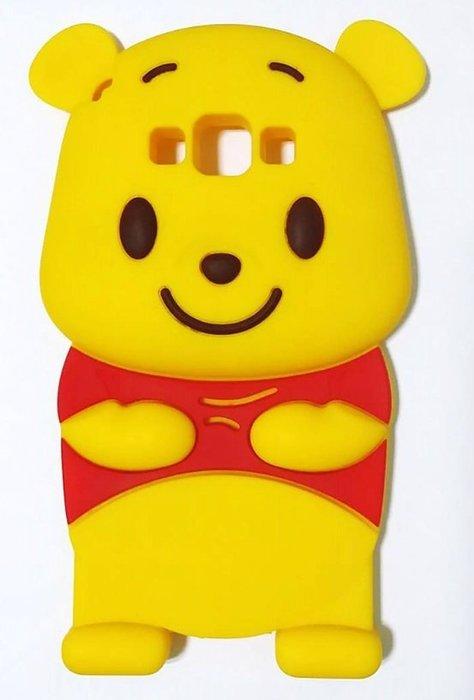 木子坊 Samsung 三星 A7-E7 手機殼 橡膠 小熊維尼  / 毛毛蟲 多款造型 全新品