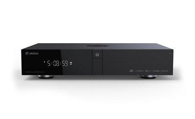 《南港-傑威爾音響》Zidoo 芝杜 Z1000 PRO 4K UHD多媒體播放機 漢怡代理公司貨