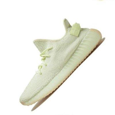 現貨正版 Adidas YEEZY BOOST 350 V2 BUTTER 椰子鞋 情侶 奶油黃 F36980