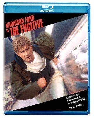 BD 全新美版【絕命追殺令】【The Fugitive】Blu-ray 藍光 哈里遜福特