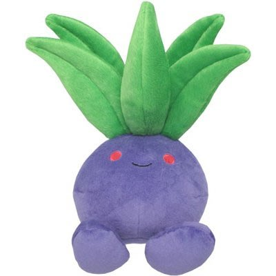 尼德斯Nydus 日本正版 精靈寶可夢 神奇寶貝 Pokemon 絨毛玩偶 娃娃 走路草 Oddish 約19cm