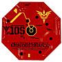 新奇玩具☆BANDAI 組裝模型 機動戰士鋼彈 新安州專用模型支撐腳架 紅色