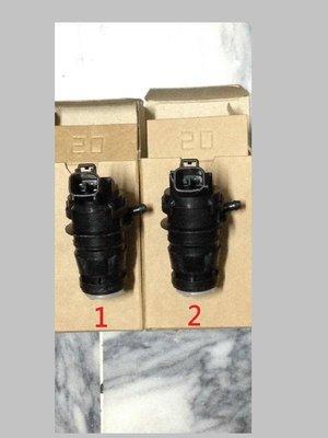 豐田 TOYOTA WISH 04 噴水馬達 噴水桶馬達 (後窗用) 其它雨刷,幫浦,拉桿,連桿 歡迎詢問
