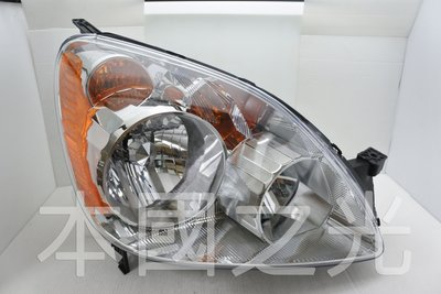 oo本國之光oo 全新 HONDA 本田 2005 2006 2.5代 CRV 原廠型晶鑽 大燈 一顆2700
