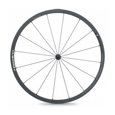 [SIMNA BIKE] Hawkvi FEVER APEX 2 DARK爬坡輪組 - 暗黑版 公路車 自行車 輪胎
